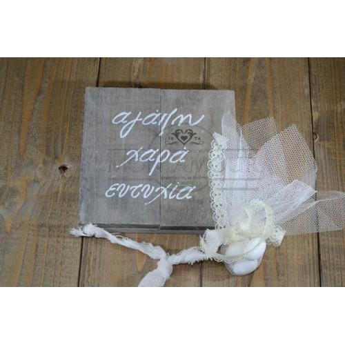 Μπομπονιέρα Γάμου 00514